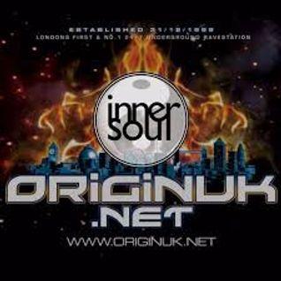 The innerSoul Music Show - www.originuk.net 02/04/2016 - Al Menos & Voice MC
