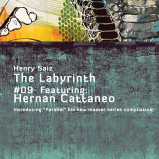 Henry Saiz The Labyrinth 09 feat Hernan Cattaneo (15-06-2010)