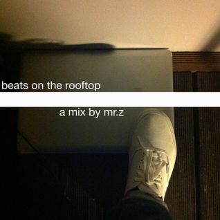 beats on the rooftop / a mix by mr.z