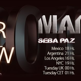 Seba Paz - Made In RadioShow - NYS (31.12.12)