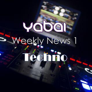YaBai - Weekly News 1 - Techno