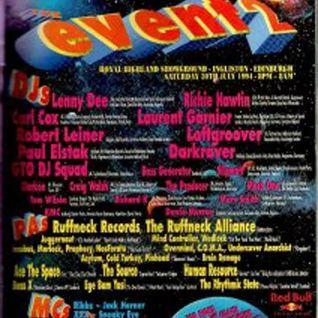 Loftgroover @ Rezerection: Event 2 (1994)