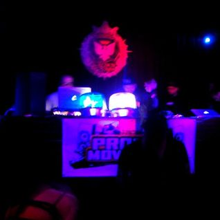 King Fader at Proper Movement Drum & Bass 3-20-13