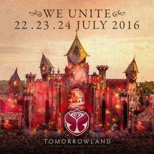 Jonas Blue ft. Dakota - Live @ Tomorrowland 2016 (Belgium) - 24.07.2016