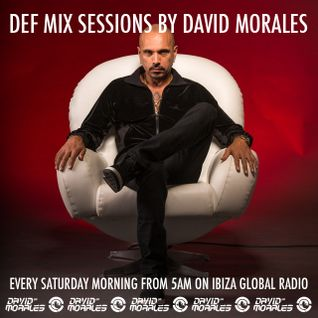 The Def Mix Sessions // Ibiza Global Radio (25/11/16)