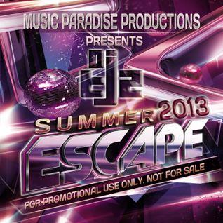 Dj T.i.Z - Summer Escape 2013
