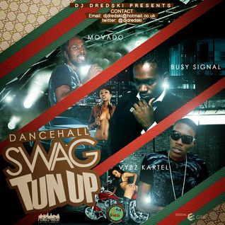 Dj Dredski - Dancehall swag tun up (2011 throwback)