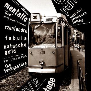 Live @ Club Sabotage, Dresden (2012-05-25)