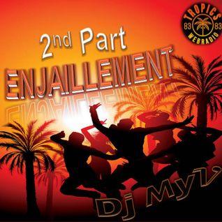 Tropics83 Live Mix #3 Part 2 : ENJAILLEMENT- Dj MyV