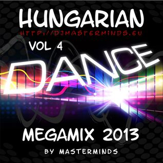 Hungarian Dance Megamix 2013 Vol 4 by masterminds
