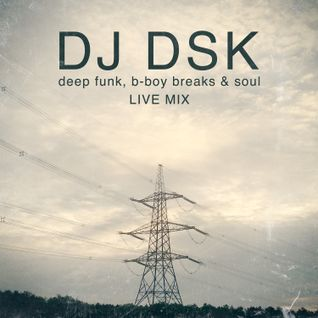 Deep Funk, B-boy Breaks & Soul LIVE MIX 22/06/2015