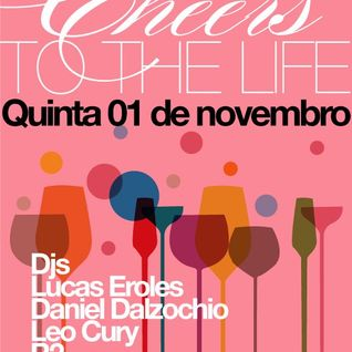 Lucas Eroles @ Disco SP - 01/11/2012