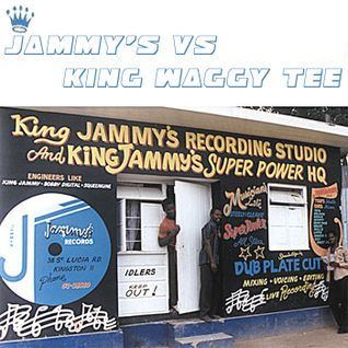 Waggy Tee's King Jammy's Tribute