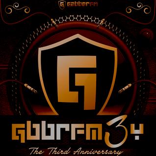 #GBBRFM3Y - Mixed by -The Antemyst- (Gabber.FM)