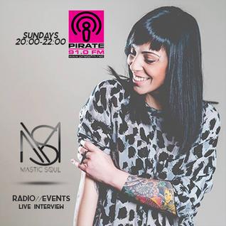 Mar.P Interview for Pirate 91FM [MasticSoul Radio]