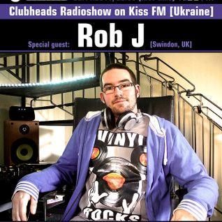 Clubheads Radioshow by Dj Schiffer (22.11.2011) Rob J. Guest Mix]