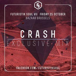 CRΛSH (Juice - BE) exclusive mix for Futuristik Soul VII