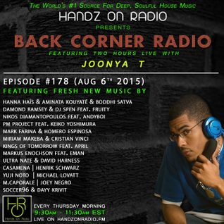 BACK CORNER RADIO: Episode #178 (Aug 6th 2015)