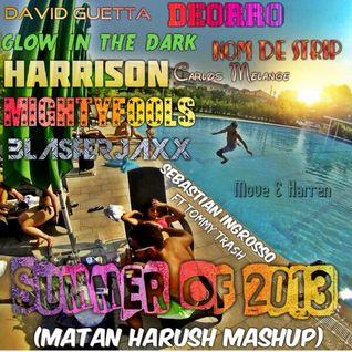 SUMMER OF 2013 MASH-UP