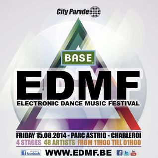 dj Franky Jones @ EDMF Festival 15-08-2014