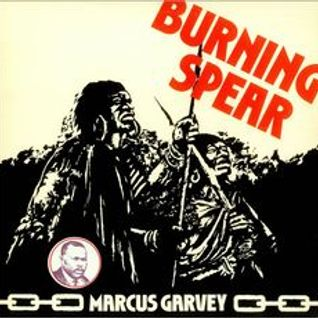 The Burning Spear 70's reggae