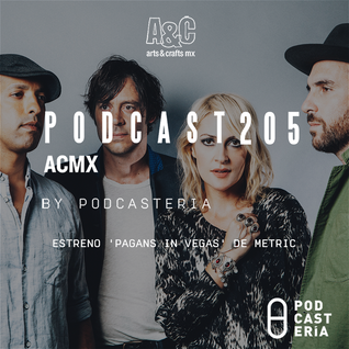 ACMX No. 205 - 'Pagans in Vegas' de Metric
