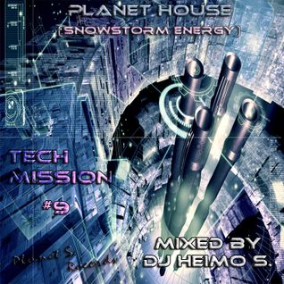 Planet House - Tech Mission #9 Snowstorm Energy