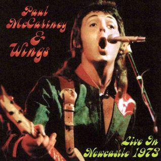 Paul McCartney & Wings - Live In Newcastle 1973 (2014 brushup Ver.)