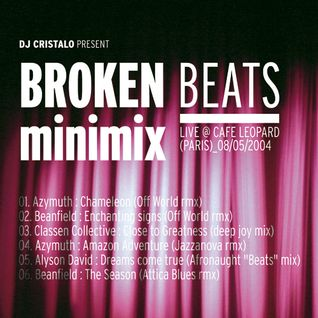 Broken Beats minimix