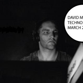 David McLean Techno Podcast March 2016