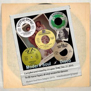Modern Soul Disco Delights