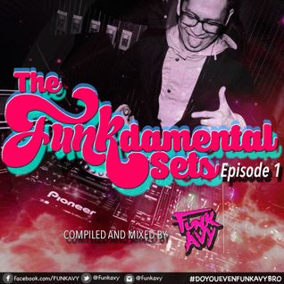 THE FUNKDAMENTAL SETS - Episode 1 - (Compiled & Mixed by Funk Avy)