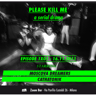 Please Kill Me episode  1x01 Mixtape