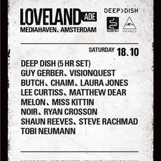 Noir @ Loveland Amsterdam Dance Event 2014 - 18-10-2014