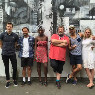 Hoxton Fashion w Supermalt: Cheek Frills, Backyard Cinema, Wildes Cheese + Percival