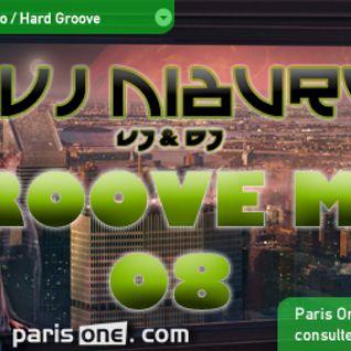 Dvj Niburu - Groove Me 08 (Paris One Reverse)