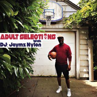 DJ Jaymz Nylon - Adult Selections Radioshow #168