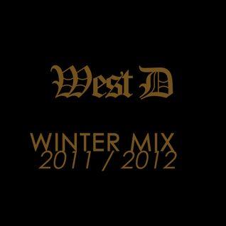West D (Flashcut Music / Switzerland) - Winter Mix 2011/2012