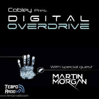 Martin Morgan - Digital Overdrive EP146 (Guest Mix)