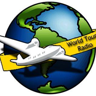 3. World Tour Radio Show: Show 3: 28 Jan 2011 with  Mauri & GUESTS Archie & Casper