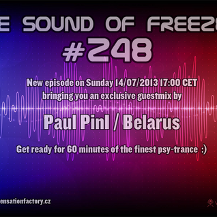 Joe Cormack presents The Sound Of Freezer #248 w/ Paul PinI guestmix