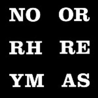 "Michael Scot ""No Rhyme or Reason"""