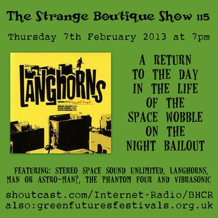The Strange Boutique Show 115