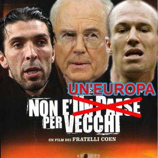 Non è un'Europa per Vecchi - Mai Dire Cicletta 8-04-2013