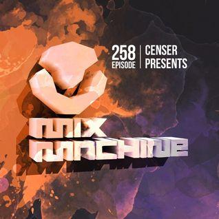 Mix Machine 258 (18 Feb 2016) With Censer