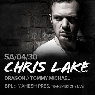 Chris Lake - Live @ Beta Nightclub (Denver, Colorado) - 30.03.2013