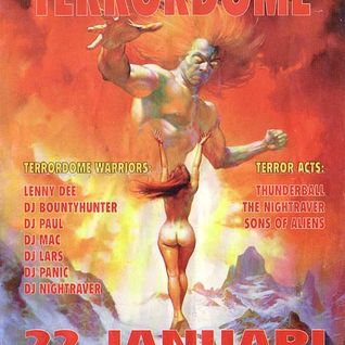 Mac De Hey @ Welcome To The Terrordome 22-01-1994 (Energiehal Rotterdam)