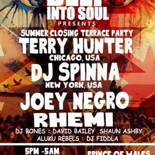 Deep into Soul SPW:Suncebeat Reunion live set by DJ Shaun Ashby pt2