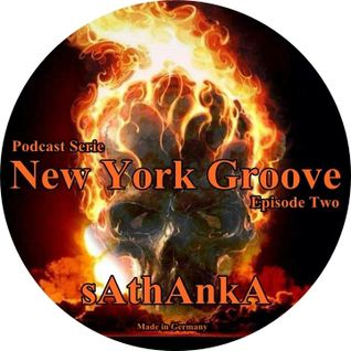 New York Groove Podcast Ep.Two