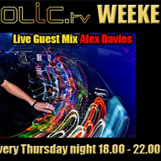 The Clubaholic Weekend Warmup Radio Show ft. guest mix from Alex Davies 17/10/13